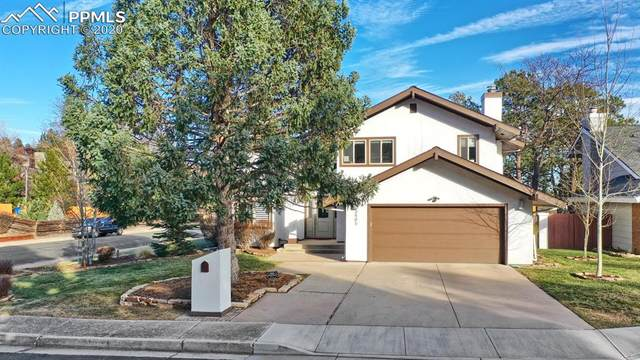 3405 Clubview Terrace, Colorado Springs, CO 80906 (#7604840) :: Action Team Realty