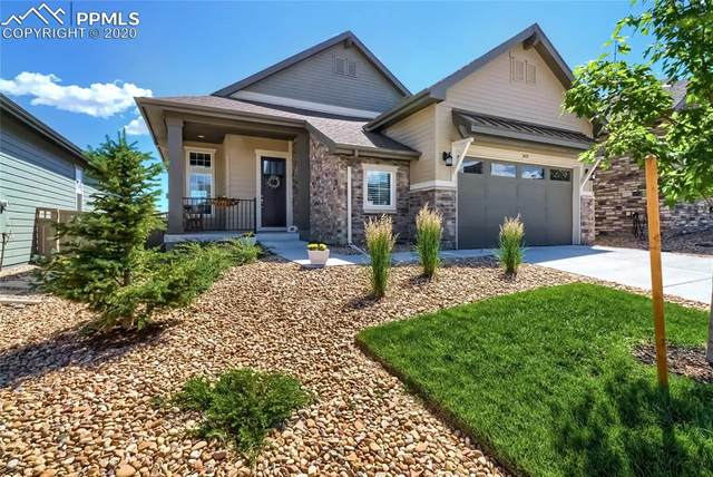 3435 Goodyear Street, Castle Rock, CO 80109 (#7605788) :: Tommy Daly Home Team