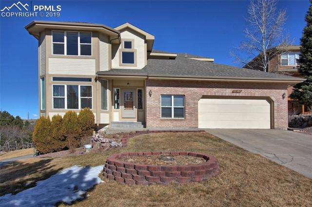 10385 Marble Creek Circle, Colorado Springs, CO 80908 (#7606208) :: Action Team Realty