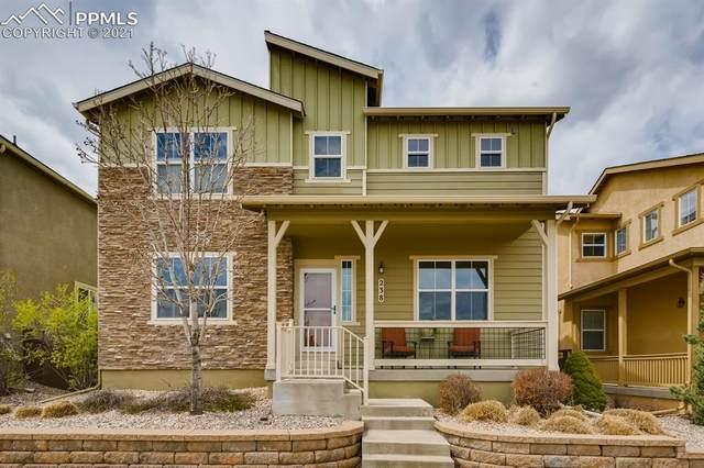 238 S Raven Mine Drive, Colorado Springs, CO 80905 (#7606739) :: The Cutting Edge, Realtors