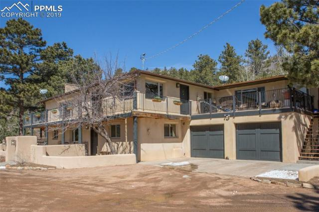 8870 W Highway 24 Highway, Cascade, CO 80809 (#7607564) :: Action Team Realty