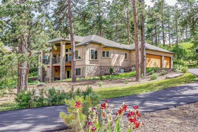 4126 Mohawk Drive, Larkspur, CO 80118 (#7610906) :: Colorado Home Finder Realty