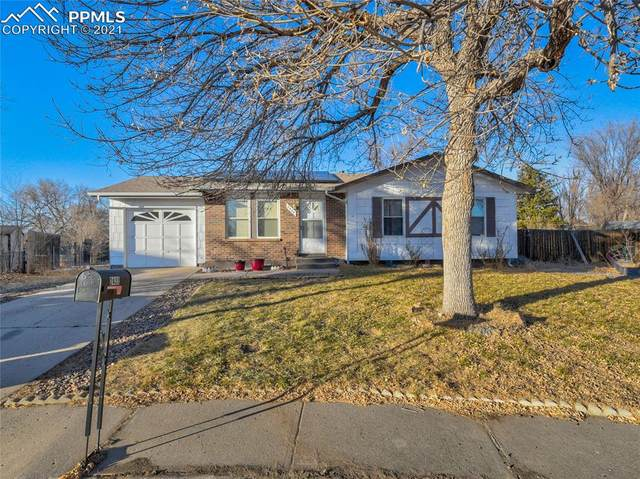 2430 Faulkner Place, Colorado Springs, CO 80916 (#7614957) :: The Dixon Group