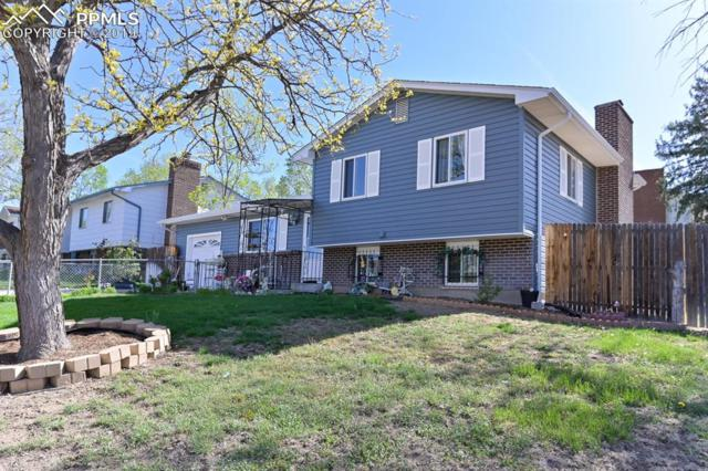 816 Squire Street, Colorado Springs, CO 80911 (#7616813) :: The Treasure Davis Team