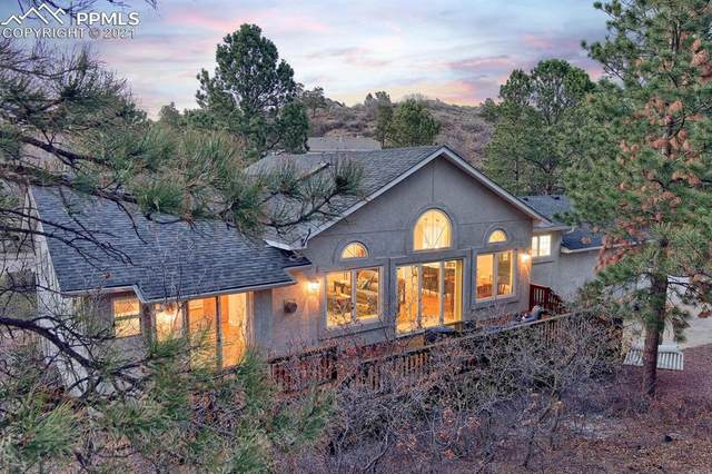 7345 Winding Oaks Drive, Colorado Springs, CO 80919 (#7620880) :: CC Signature Group