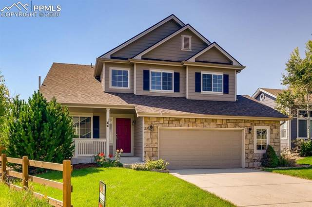 166 Laramie Court, Castle Rock, CO 80104 (#7623105) :: Tommy Daly Home Team