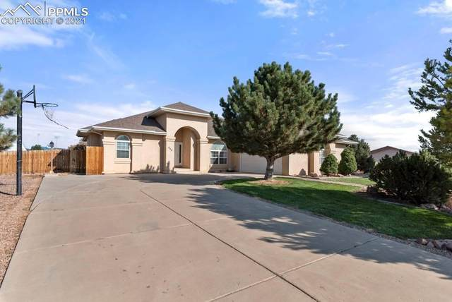699 W Capistrano Avenue, Pueblo West, CO 81007 (#7623301) :: Action Team Realty