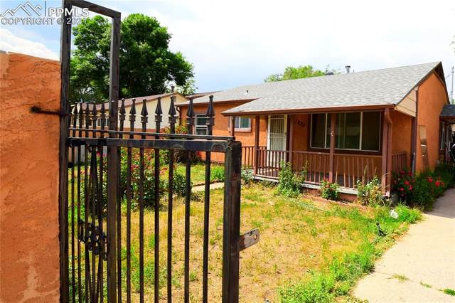 1222 Florence Avenue, Colorado Springs, CO 80906 (#7624579) :: Tommy Daly Home Team