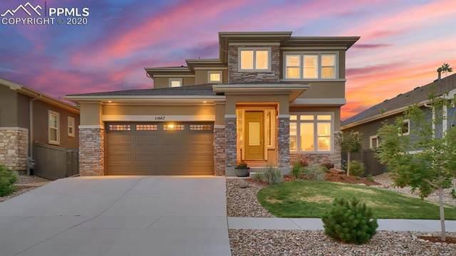11667 Spectacular Bid Circle, Colorado Springs, CO 80921 (#7625422) :: Finch & Gable Real Estate Co.