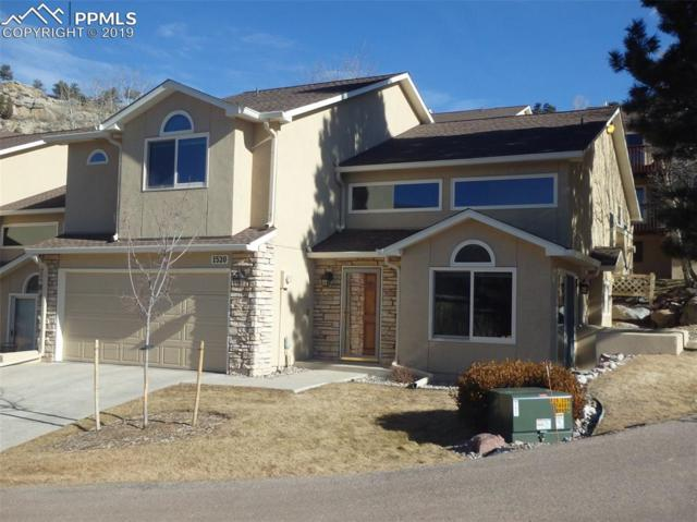 1520 Ledge Rock Terrace, Colorado Springs, CO 80919 (#7625898) :: Venterra Real Estate LLC