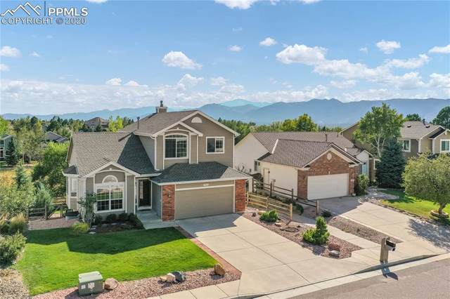 15427 Jessie Drive, Colorado Springs, CO 80921 (#7628283) :: Action Team Realty