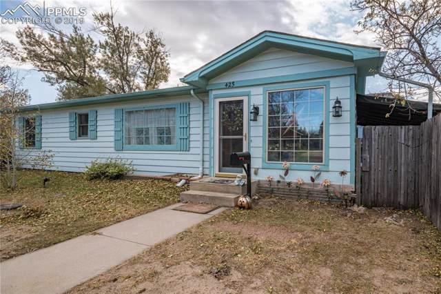 425 E Fontanero Street, Colorado Springs, CO 80907 (#7629149) :: 8z Real Estate