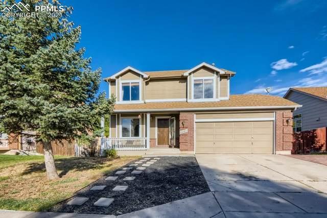 4260 Daylilly Drive, Colorado Springs, CO 80916 (#7629778) :: Compass Colorado Realty