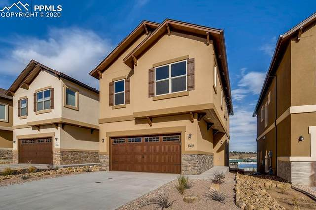 842 Redemption Point, Colorado Springs, CO 80905 (#7630442) :: The Treasure Davis Team