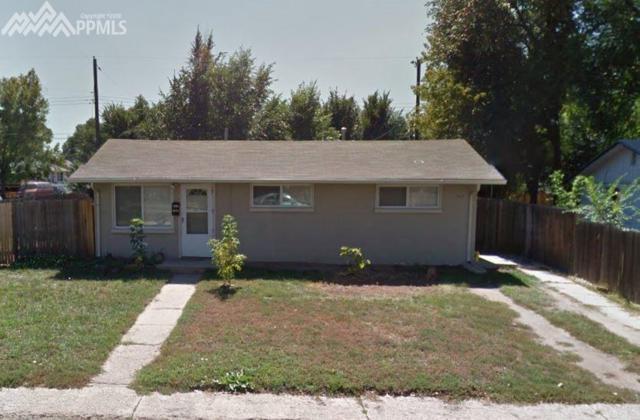 917 E Second Street, Colorado Springs, CO 80907 (#7632544) :: The Peak Properties Group