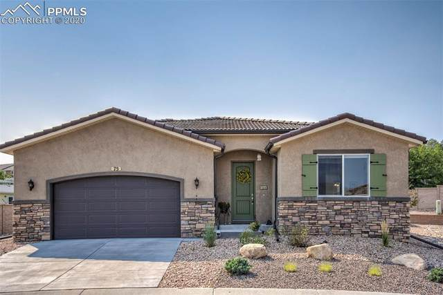 75 Mountain Spirit Point, Colorado Springs, CO 80904 (#7634905) :: The Treasure Davis Team