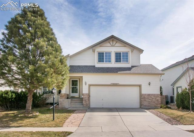3319 Sand Flower Drive, Colorado Springs, CO 80920 (#7635288) :: Jason Daniels & Associates at RE/MAX Millennium