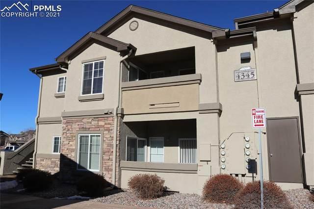 4345 Golden Glow View #201, Colorado Springs, CO 80922 (#7635699) :: CC Signature Group