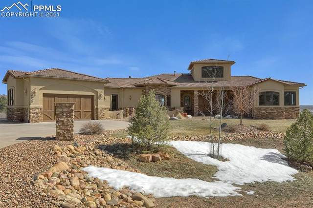 4630 Red Rock Ranch Drive, Monument, CO 80132 (#7637287) :: The Artisan Group at Keller Williams Premier Realty