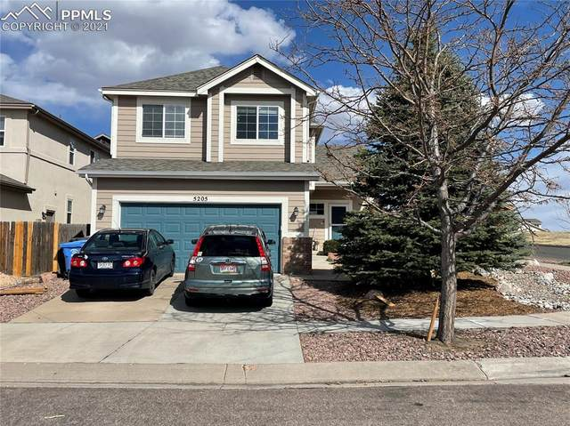 5205 Sternward Way, Colorado Springs, CO 80922 (#7638204) :: The Gold Medal Team with RE/MAX Properties, Inc