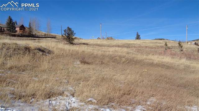 TBD May Avenue, Cripple Creek, CO 80813 (#7640760) :: Re/Max Structure