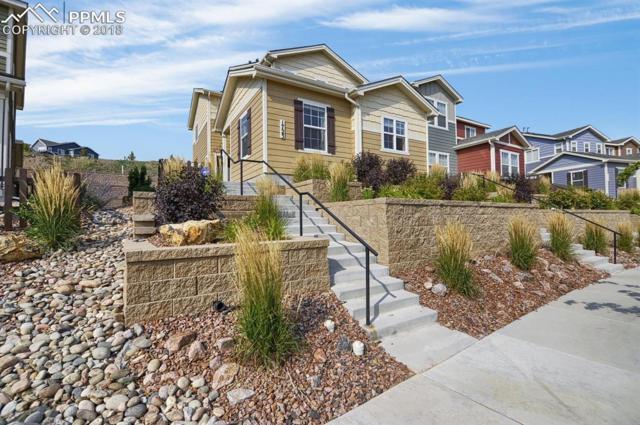 1723 Portland Gold Drive, Colorado Springs, CO 80905 (#7642692) :: The Hunstiger Team