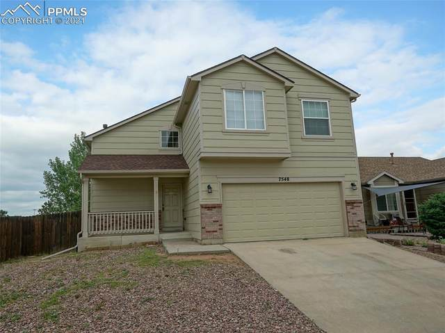 7548 Middle Bay Way, Colorado Springs, CO 80817 (#7644898) :: Tommy Daly Home Team