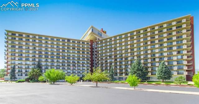 411 Lakewood Circle B114-B116, Colorado Springs, CO 80910 (#7647001) :: Venterra Real Estate LLC