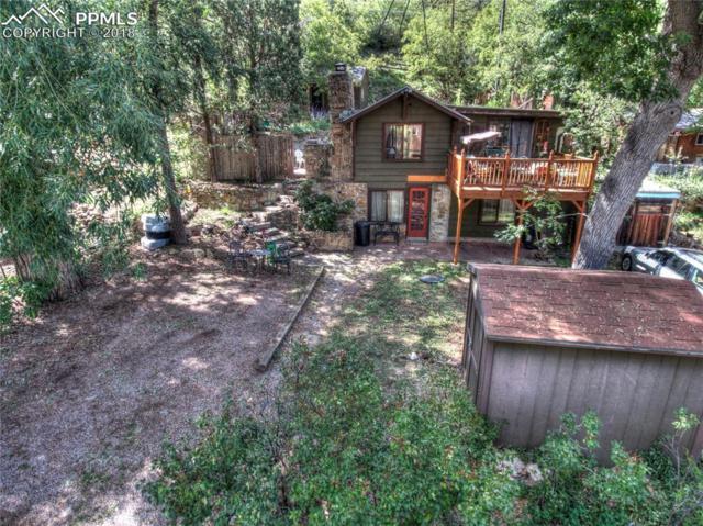 350 Bear Creek Road, Colorado Springs, CO 80906 (#7647502) :: The Peak Properties Group