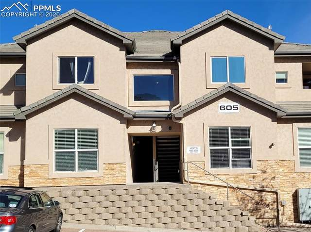 605 Cougar Bluff Point #202, Colorado Springs, CO 80906 (#7648395) :: CC Signature Group