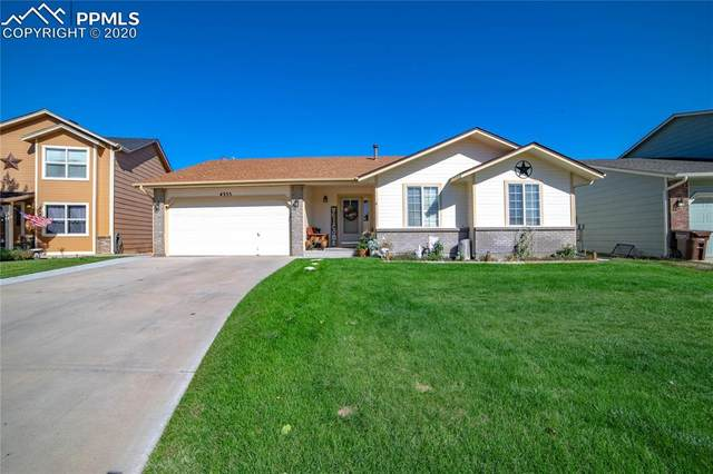 4355 Villager Drive, Colorado Springs, CO 80911 (#7651676) :: Action Team Realty