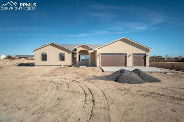 480 S Arriba Drive, Pueblo West, CO 81007 (#7653273) :: The Hunstiger Team