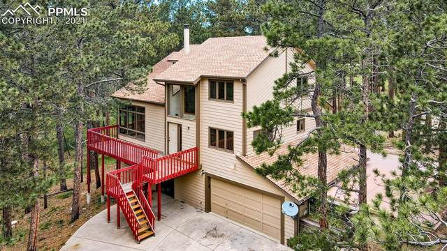 14450 Pine Crest Drive, Colorado Springs, CO 80908 (#7656936) :: Fisk Team, eXp Realty