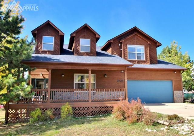 2121 Valley View Drive, Woodland Park, CO 80863 (#7657714) :: The Treasure Davis Team