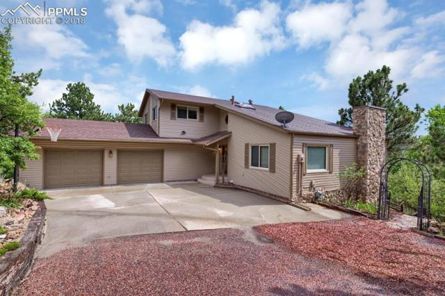 6115 Lemonwood Drive, Colorado Springs, CO 80918 (#7660240) :: Jason Daniels & Associates at RE/MAX Millennium