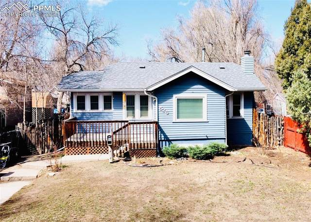 526 W Pikes Peak Avenue, Colorado Springs, CO 80905 (#7661088) :: Tommy Daly Home Team