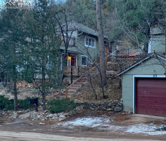 33 Minnehaha Avenue, Manitou Springs, CO 80829 (#7661128) :: CENTURY 21 Curbow Realty