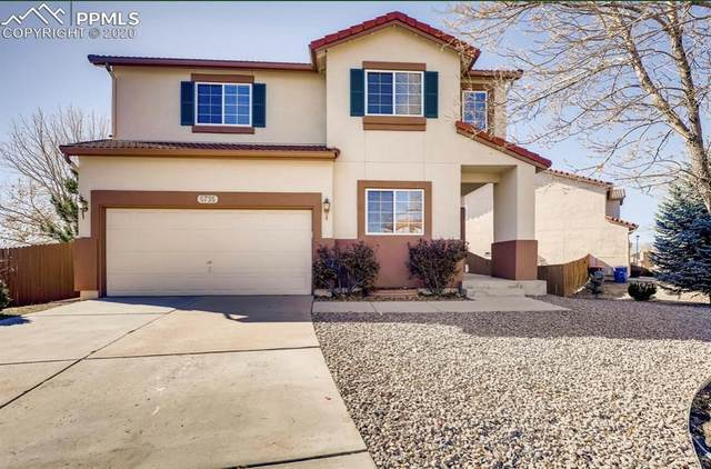 5735 Stable Court, Colorado Springs, CO 80920 (#7661507) :: Action Team Realty
