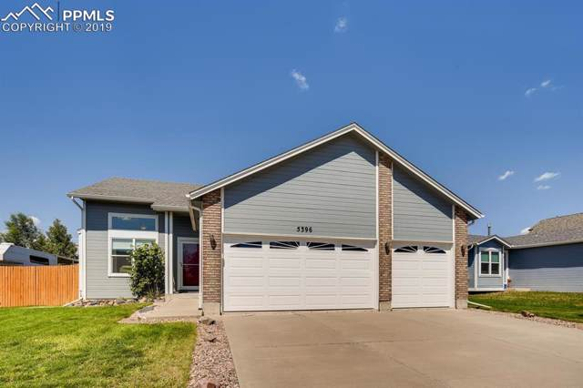 5396 Luster Drive, Colorado Springs, CO 80923 (#7662458) :: Tommy Daly Home Team