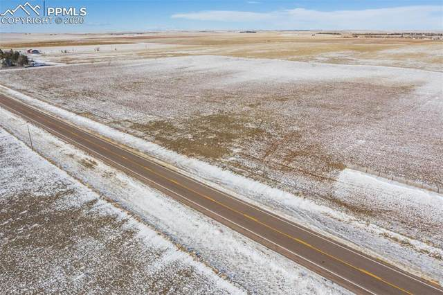 0 Highway 94, Rush, CO 80833 (#7668153) :: Finch & Gable Real Estate Co.