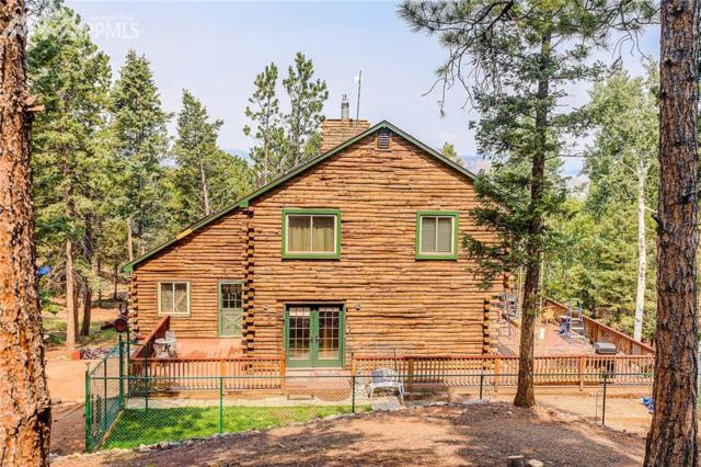 75 Spruce Circle, Woodland Park, CO 80863 (#7668278) :: Action Team Realty