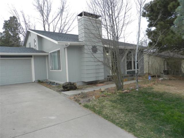 3291 Teardrop Circle, Colorado Springs, CO 80917 (#7668714) :: The Hunstiger Team