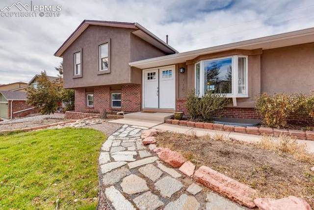 2350 Norwich Drive, Colorado Springs, CO 80920 (#7669963) :: The Treasure Davis Team