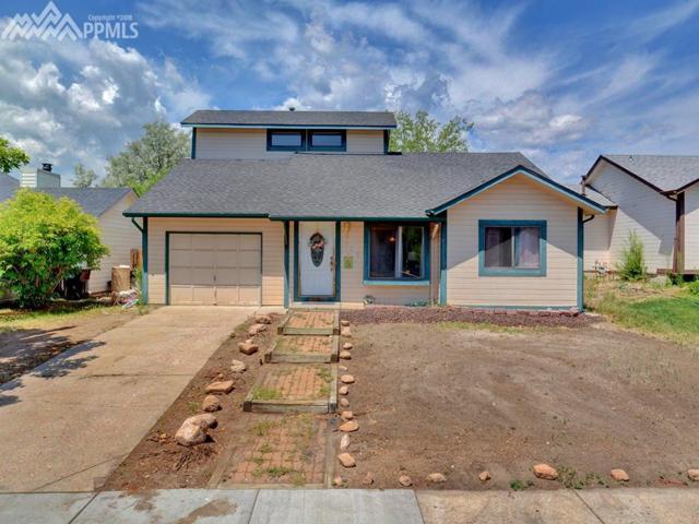920 Greenbrier Drive, Colorado Springs, CO 80916 (#7672036) :: Jason Daniels & Associates at RE/MAX Millennium