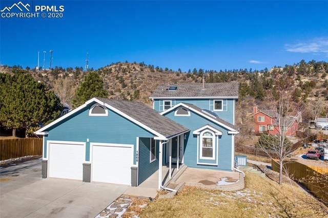 1808 Palm Drive, Colorado Springs, CO 80918 (#7672491) :: Venterra Real Estate LLC