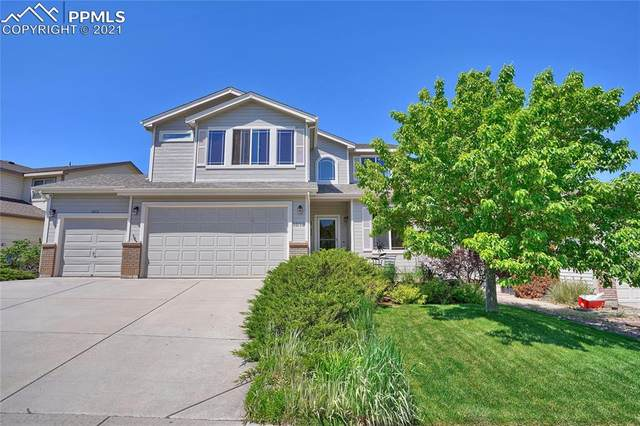 1613 Lily Lake Drive, Colorado Springs, CO 80921 (#7676461) :: Dream Big Home Team | Keller Williams