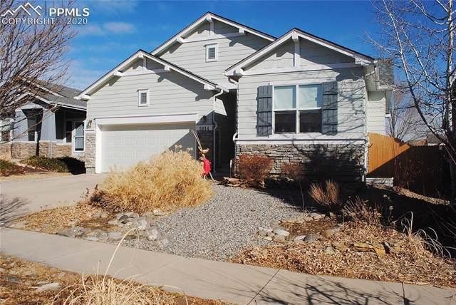 5014 Hawk Meadow Drive, Colorado Springs, CO 80916 (#7678621) :: The Hunstiger Team