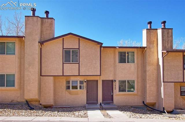 1440 Territory Trail, Colorado Springs, CO 80919 (#7680277) :: The Gold Medal Team with RE/MAX Properties, Inc