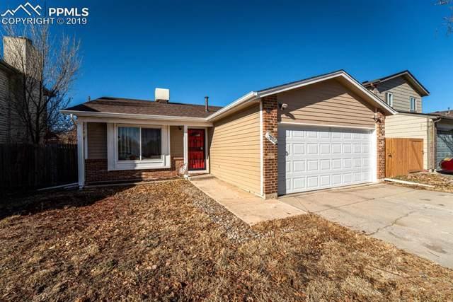 3110 Sunray Place, Colorado Springs, CO 80916 (#7684292) :: CC Signature Group