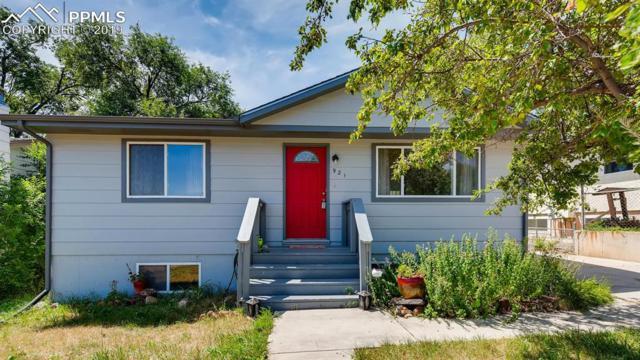 921 W Monroe Street, Colorado Springs, CO 80907 (#7685061) :: Harling Real Estate